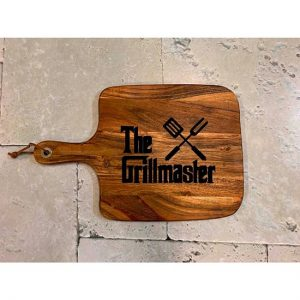 The Grillmaster Serving Board