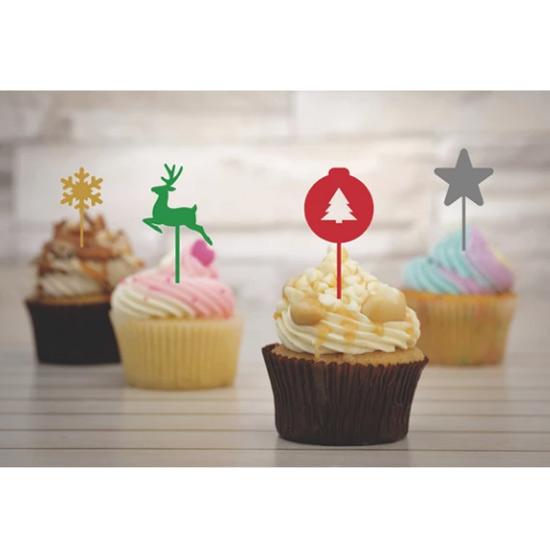 Xmas-cupcake-topper
