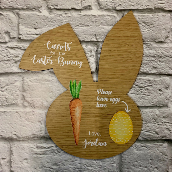 Carrots for the Easter bunny