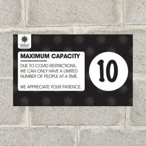 Max Capacity Decal Black1