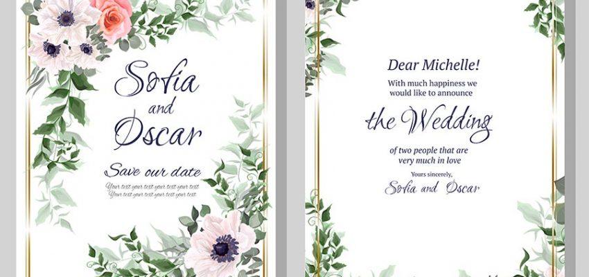 wedding invitations sydney